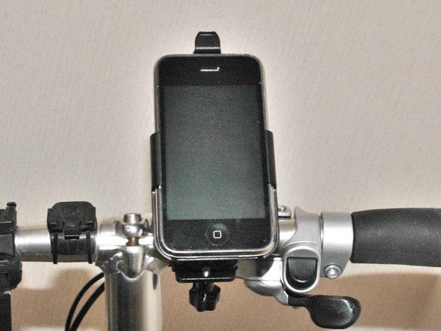 製品レポート:TUNEMOUNT Bicycle mount