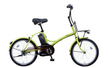 パナソニック かわいくて小回りのきく電動アシスト自転車発売