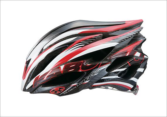 OGK ハイスペックヘルメットREDIMOS(レジモス)発売