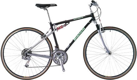 ビアンキ サス付き自転車の点検呼びかけ