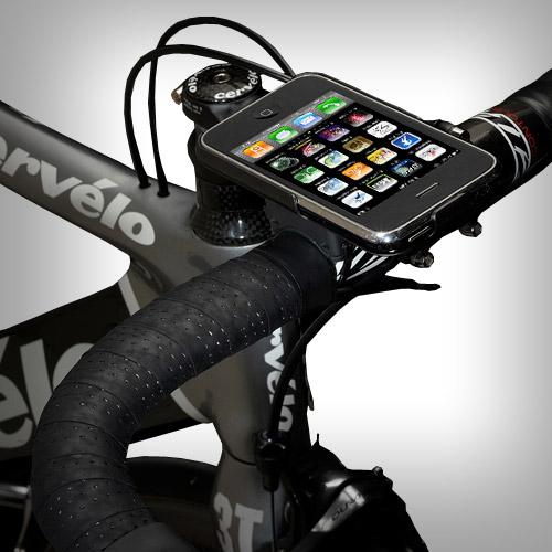 Bicio社製 iPhone用自転車マウントケース発表