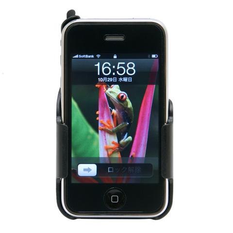 製品レポート:リヒター iPhoneマウントシステム