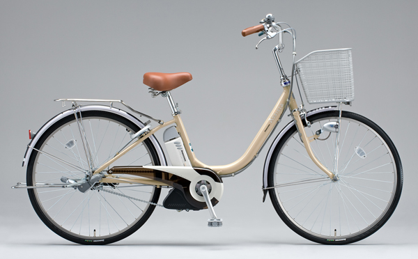 ブリヂストン 充電回数約2倍アシスト自転車発売