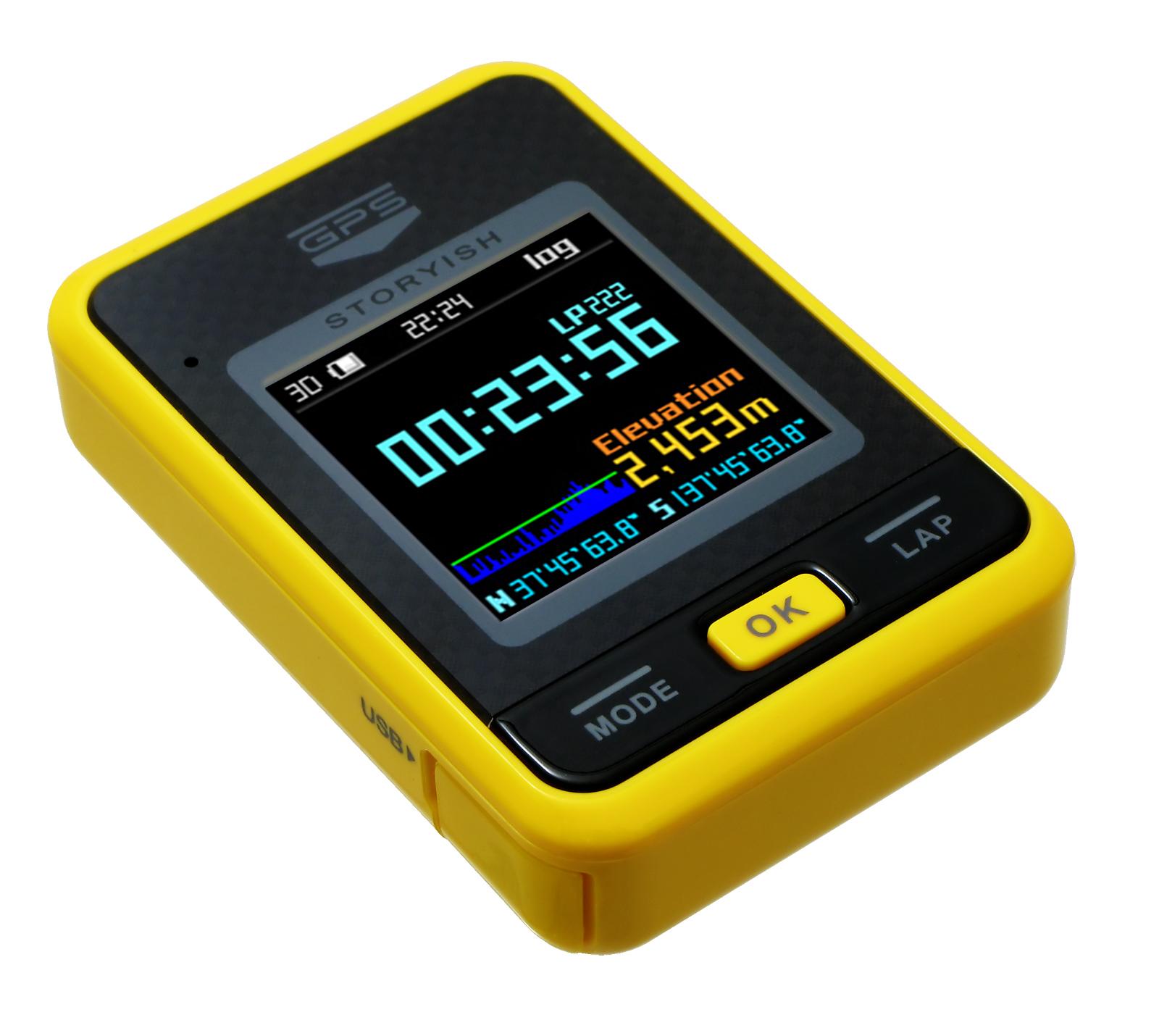 ハンファ 小型GPSユニット「Pocket GPS S1」発売