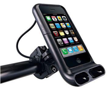 リンクス 自転車用iPhone 3G/3GSホルダー発売