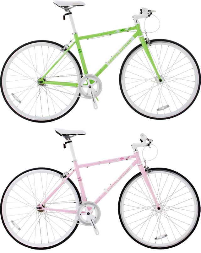 折りたたみ式のシングルスピード自転車発売