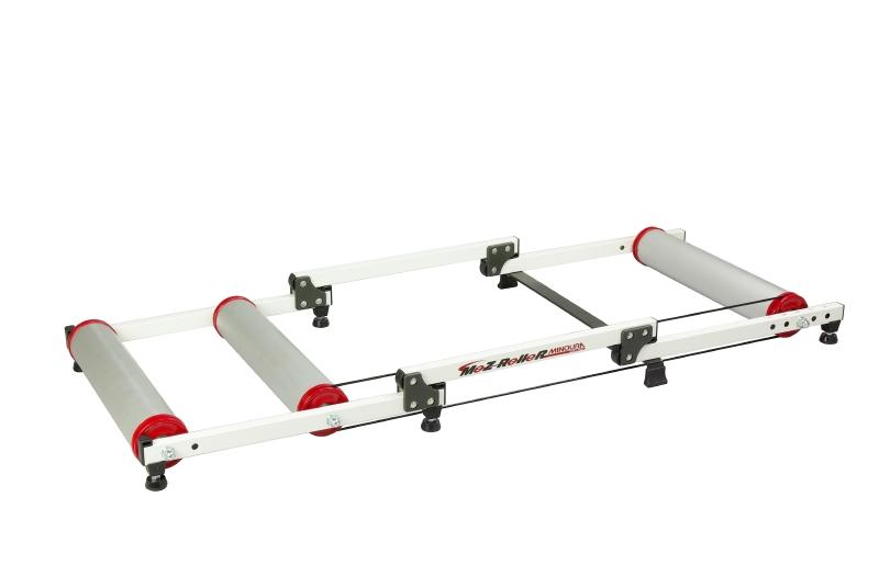 MINOURA 新型3本ローラー「MOZ-Roller」