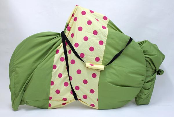 """かんたん手軽な輪行袋 """"On the go bike bag"""" 発売"""