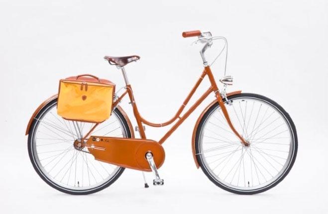 Felisi + ABICI コラボレート自転車発売