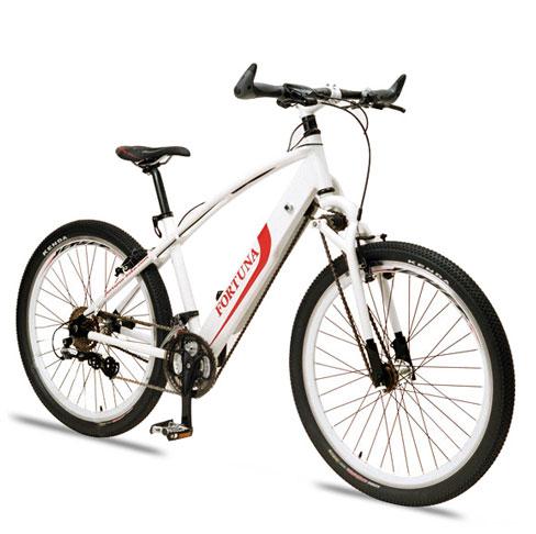 FORTUNA 「新型AWD自転車(二輪駆動自転車)」発売