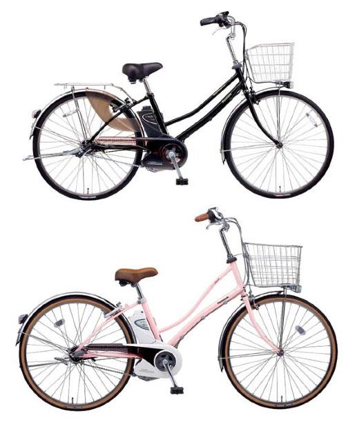 パナソニック 通学に最適な電動アシスト自転車2車種を発売