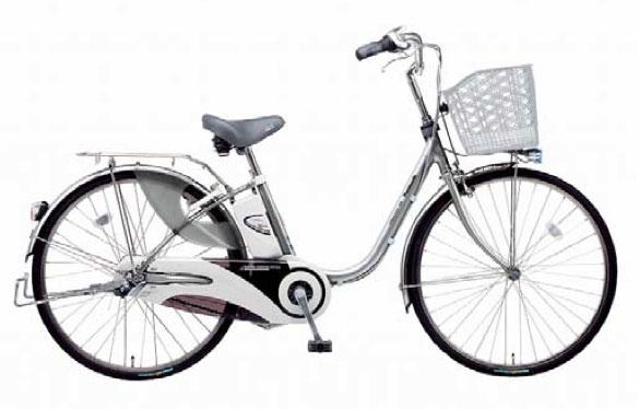 パナソニック サイクルテック バッテリー容量を増加した電動アシスト自転車発売