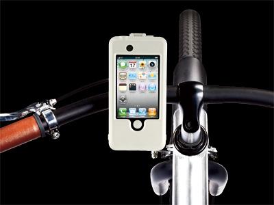 MSY iPhone4対応自転車マウンタ「iCrew 4」発売