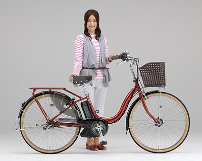 ヤマハ 電動アシスト自転車PAS バッテリー寿命が約2倍に