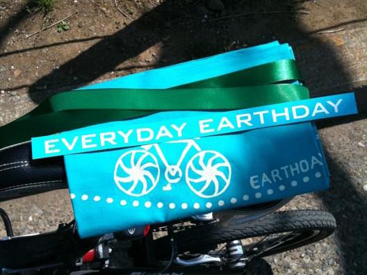 イベントレポート:東京アースデイ自転車ライド2011
