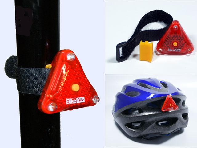 ユニコ 超高輝度LEDを使ったセイフティライト発売