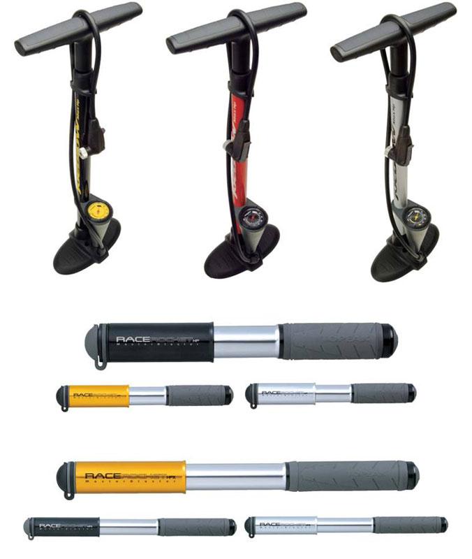 TOPEAK(トピーク) フロアーポンプと携帯ポンプの新製品発売