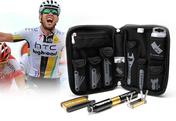 LEZYNE X HTC highroad コラボ TOOLSET  50個限定発売