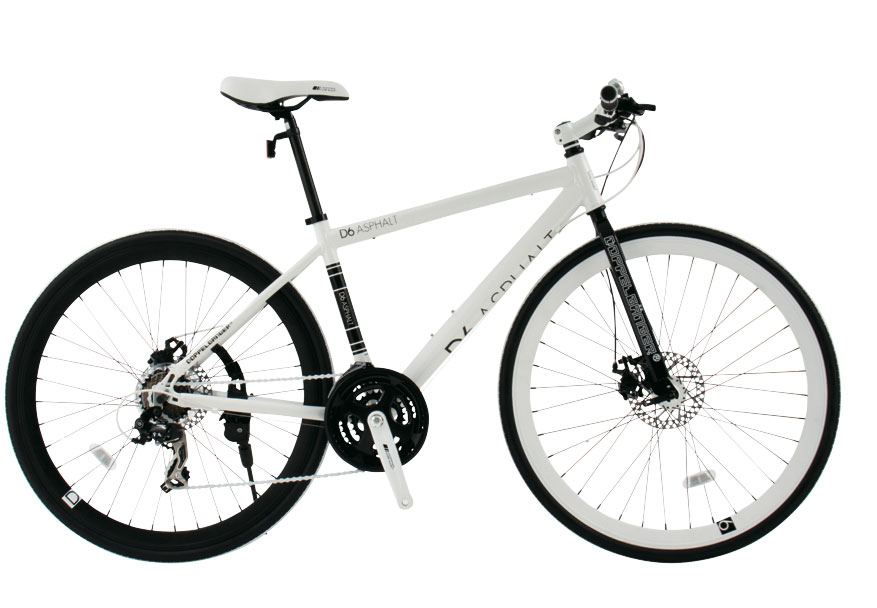 """DOPPELGANGER """"白""""と""""黒""""でまとめたシンプルな自転車発売"""