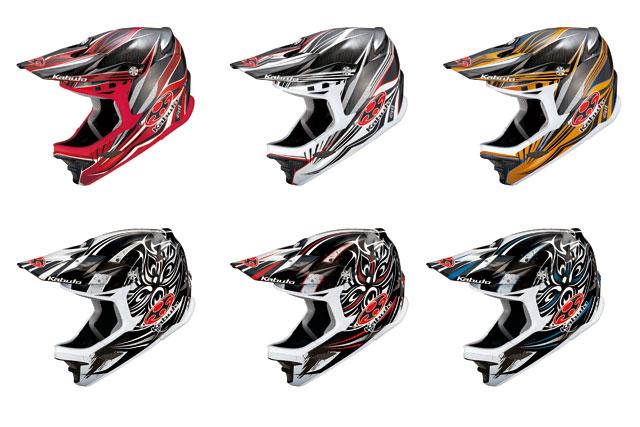OGK KABUTO フルフェイスヘルメットIXA2モデル発売