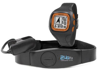 心拍センサー付きGPS腕時計