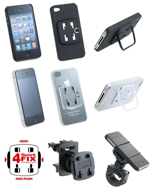 リヒター iPhone 4 シルク・ケース2種発売