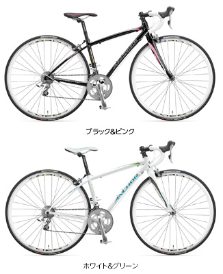 ANCHOR 女性用ロードバイク新発売